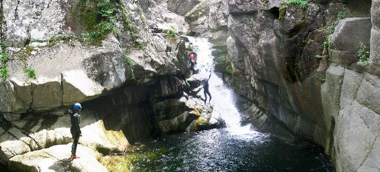 canyoning les gites de ravel