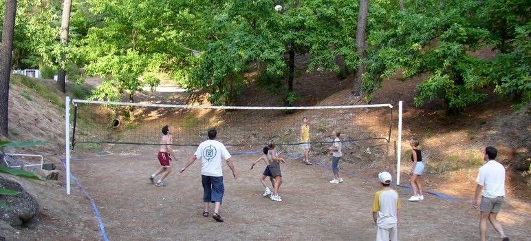 Volley Ball les gites de ravel